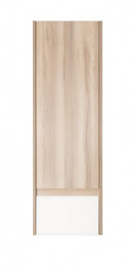 Пенал Style Line Монако 360 ЛС-00000673 36 см подвесной, Plus, ориноко/белый лакобель