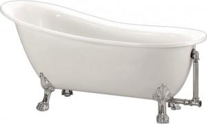 BELBAGNO Акриловая ванна BELBAGNO BB06-1550