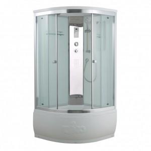 T-8800 C Душевая кабина Timo Comfort Clean Glass, стекло прозрачное, 100 x 100 см