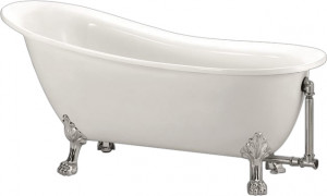 BELBAGNO Акриловая ванна BELBAGNO BB06-1700