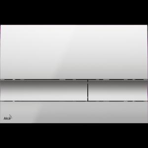 M1722 Кнопка управления AlcaPlast хром-матовая