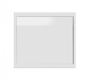 WIQ.100.50.04 Душевой поддон SanSwiss 100 x 100 см, из литьевого мрамора