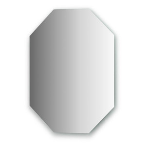 Зеркало со шлифованной кромкой Evoform Primary BY 0081 55х75 см