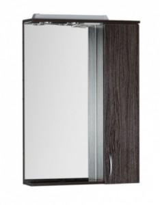 Зеркало-шкаф Aquanet Донна 60 00168938, цвет венге