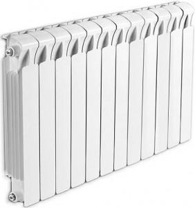Радиатор Rifar Monolit 500 12 секций биметалл