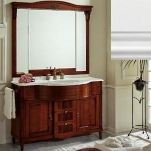 Комплект мебели Eurodesign Luigi XVI Композиция № 1, Bianco Satinato/белый матовый