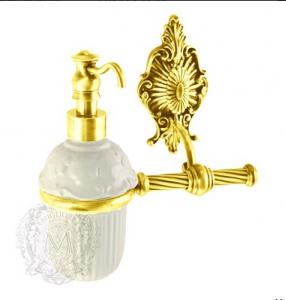Дозатор жидкого мыла Migliore Elizabetta ML.ELB-60.107.DO - золото