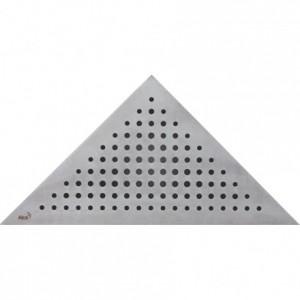 Triton Решетка водосточная треугольная Alca Plast