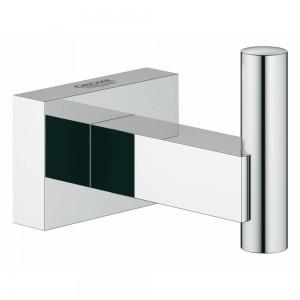 40511001 GROHE Essentials Cube Крючок для банного халата, хром