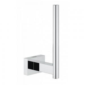 40623001 GROHE Essentials Cube Держатель для запасного рулона туалетной бумаги, хром
