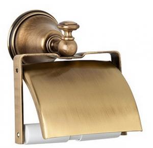 Держатель туалетной бумаги ALL.PE Harmony HA219br, бронза