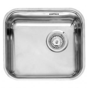 R00991 Мойка кухонная Reginox R18 4035 Lux, нержавеющая сталь