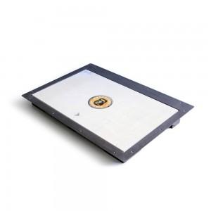 Пр 2 90-60 Напольный люк Практика Портал Пр 2 90×60 см с амортизаторами