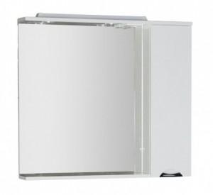 Зеркало-шкаф Aquanet Гретта 100 00179208, цвет белый