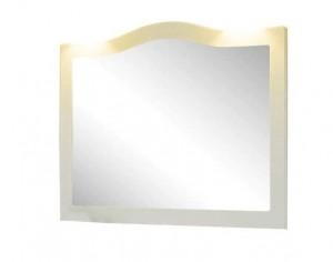 Зеркало Comforty Монако 120 белое