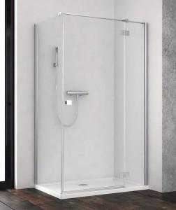 385040-01-01R/384054-01-01 Душевой уголок Radaway Essenza New KDJ 100 x 120 см, правая дверь