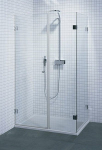 GC81200 Душевой уголок Riho Scandic, 80 х 80 см, стекло прозрачное