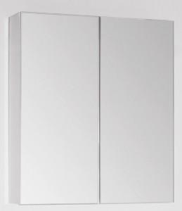 Зеркало-шкаф Style Line Амарант 60 белый