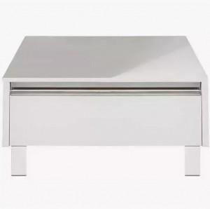 Комод Акватон Капри 1A231003KP010 60 см напольный, цвет белый глянцевый