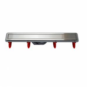 13100006 Душевой лоток Pestan Confluo Premium Line 850, решетка нержавеющая сталь