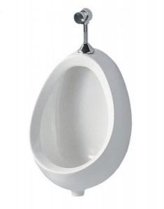 UR4000 Писсуар Creo Ceramique UR подвесной