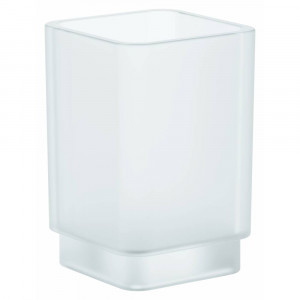 40783000 GROHE Selection Cube Стакан, матовый