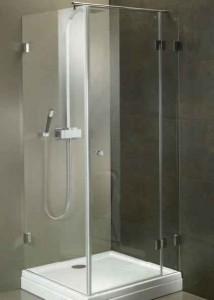 GC28200 Душевой уголок Riho Scandic, 100 х 80 см, стекло прозрачное