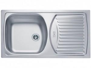 1009298 Мойка кухонная Alveus BASIC 150 LEI-60 780 x 435