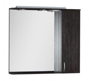 Зеркало-шкаф Aquanet Донна 100 00169185, цвет венге