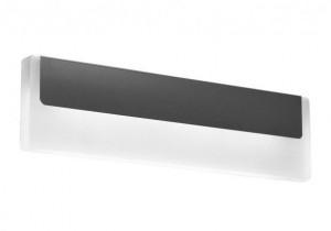 Светильник универсальный Aquanet WT-300 LED 30 см хром/пластик 00181661