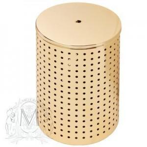 Корзина для белья малая Migliore Complementi ML.COM.DO-50.135 - золото