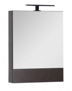Зеркало-шкаф Aquanet Нота 58 (камерино) 00159108, цвет венге