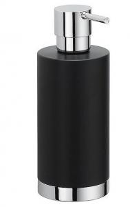 Дозатор для жидкого мыла Colombo Nordic, настольный B93240.0CR-CNO, черный