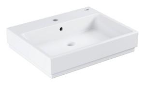 3947300H GROHE Cube Ceramic Раковина навесная, белый
