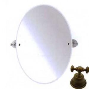 Зеркало ALL.PE Harmony HA021br, бронза