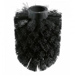 40791KS1 GROHE Essentials Щетка туалетного ершика, черная пластик
