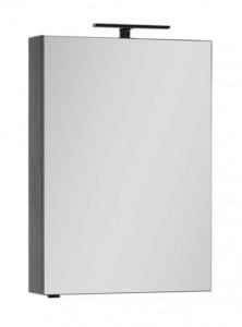 Зеркало-шкаф Aquanet Эвора 60 00182996, цвет дуб антик
