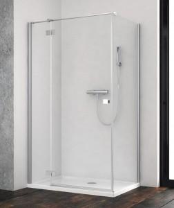 385040-01-01L/384054-01-01 Душевой уголок Radaway Essenza New KDJ 100 x 120 см, левая дверь