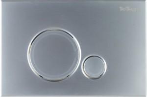 Кнопка смыва BelBagno SFERA, цвет-хром матовый