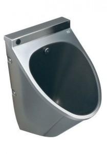Писсуар IFO Public Steel 8530080 с верхним подводом воды