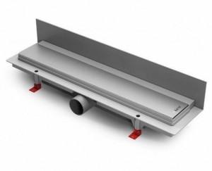 ALP-350K3 Душевой водоотводящий желоб Alpen Klasic/Floor пристенный, хром матовый