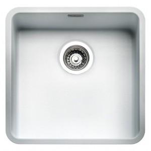 RX22003 Мойка кухонная Reginox Ohio 44 x 44 см, нержавеющая сталь, Arctic White