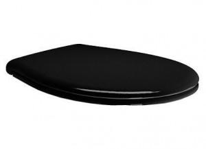 MSC87C20 Крышка-сиденье GSI Classic черный/хром Soft Close