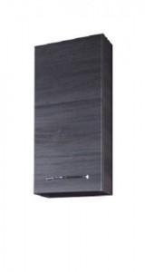 Шкаф Pelipal Solitaire 6005 AG-WS 01-R графит 401/422 30 x 20 x 70 см подвесной, графит