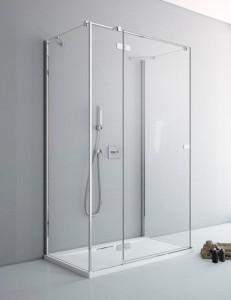 384020-01-01L/384051-01-01/384051-01-01 Душевой уголок Radaway Fuenta New KDJ+S 90 x 80 см, левая дверь
