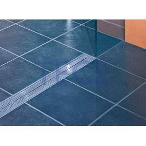 600811 Решетка TECE «Basic» из нержавеющей стали, 800 мм, сатин