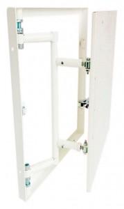 Сантехнический люк Revizor К-3 ширина 40, высота 70