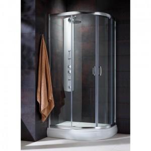 30492-01-06N Душевой уголок Radaway Premium Plus E 30492-01, 90 x 80 см
