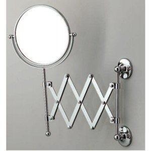 Настенное косметическое зеркало Devon&Devon Cavendish WM22CR, хром