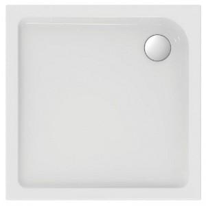 E105201 Поддон душевой Ideal Standard Connect Air, 90 х 90 см, акриловый, белый